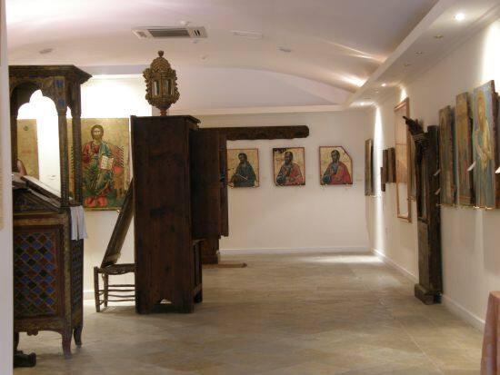 The Byzantine Museum Pedoula