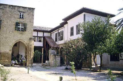Ethnological Museum, (within the walls) Lefkosia – The House of Hadjigeorgakis Kornesios