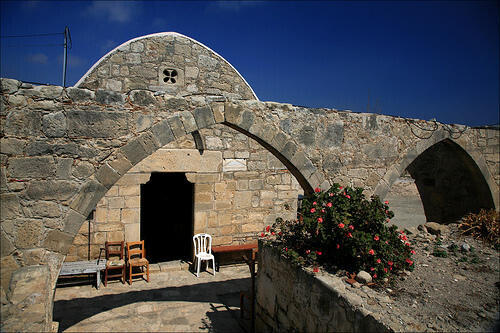 The Byzantine Art in Cyprus (West Route) Religious Route