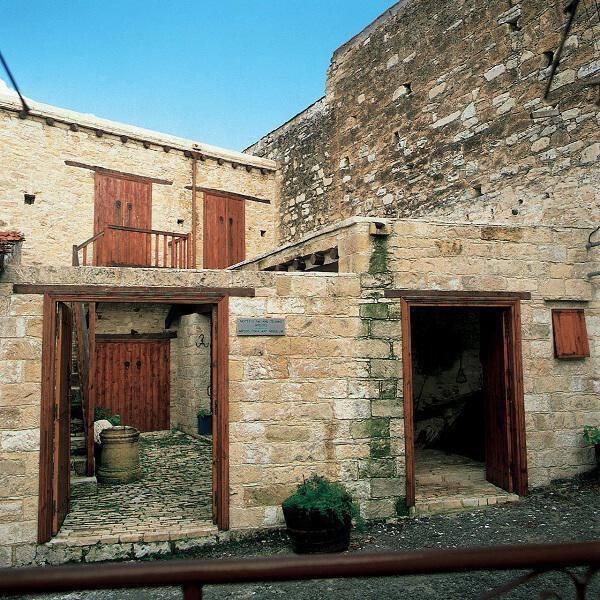 The Folk Art Museum in Arsos