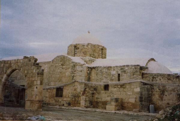 Εκκλησία Παναγίας Καθολικής Κούκλια Πηγή: Ιερά Αρχιεπισκοπή Κύπρου