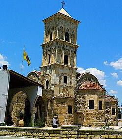Local Route: Larnaka – Ammochostos Religious Route