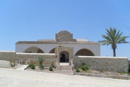 The Byzantine Art in Cyprus (East Route) Religious Route