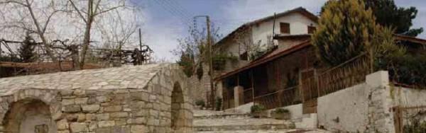 Krasochoria Lemesou Wine Route