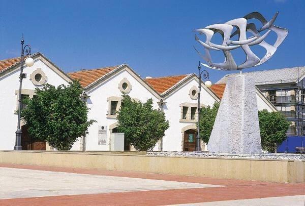 The Pierides – Tornarites Palaeontology Museum in Larnaca