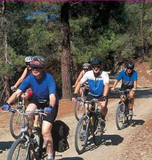 Lefkosia – Larnaka Tourist Beach Cycling Route