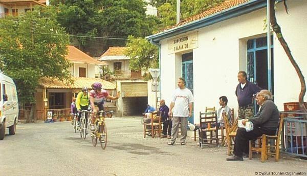 Kofinou – Larnaka Cycling Route
