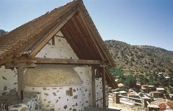 Church of Panagia (Our Lady) tou Moutoulla