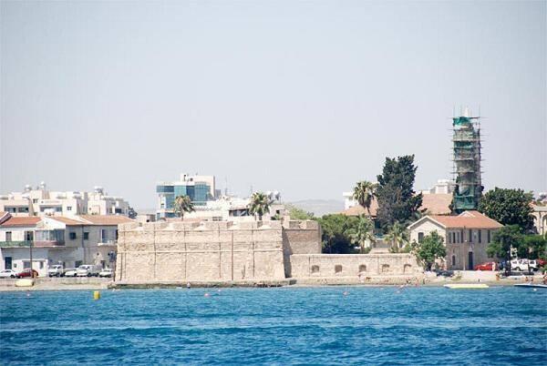 Castle Larnaka
