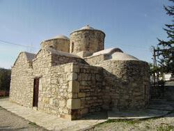 2nd Local Route of Lemesos Religious Route