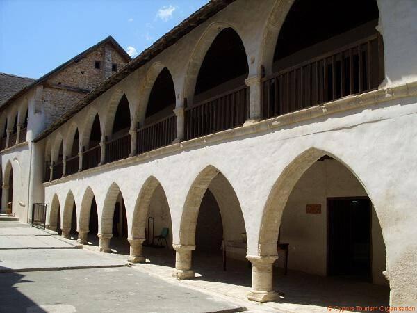 Ecclesiastical Museum, Omodos