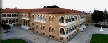 The Archbishop Makarios III Apartment, Archbishop's Palace (within the walls) Nicosia