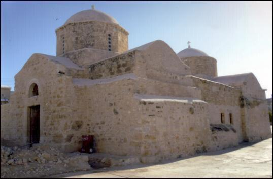 2nd Local Route of Pafos Religious Route