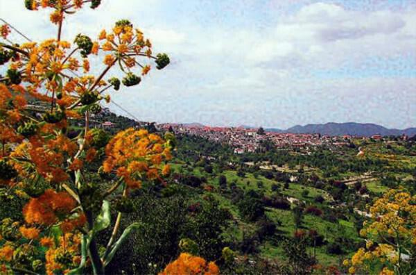 Area Mountain Larnaca – Larnaca District