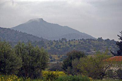 Forest Area Machaira – Stavrovouni And Surrounding  Communities – Districts Nicosia – Larnaca