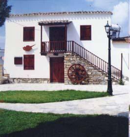 Museum of Folkloric Art in Kiti