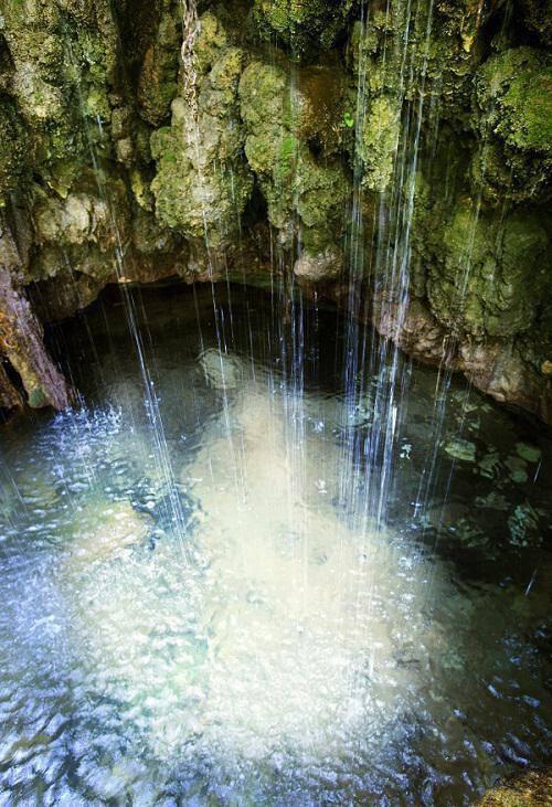 The Baths of Aphrodite