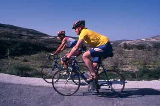 Germasogeia – Polemidia Cycling Route