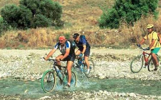Kato Pafos – Timi Forest Cycling Route