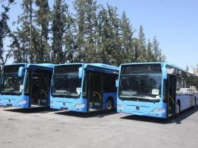 Intercity Connections: Larnaca – Agia Napa and Paralimni / Agia Napa and Paralimni – Larnaca