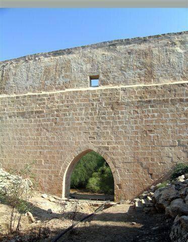 The Agia Napa Aqueduct