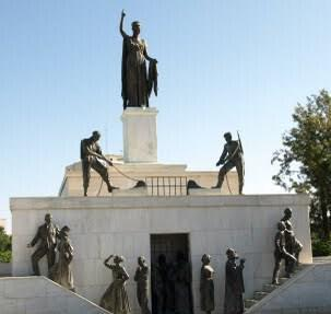 Statue of Liberty, (within the walls) Nicosia