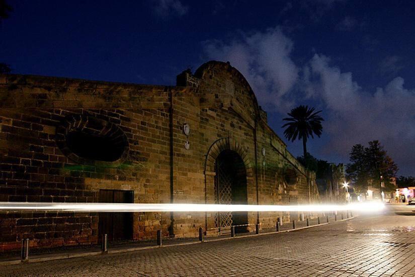 Pyli Ammochostou, (within the walls) Nicosia