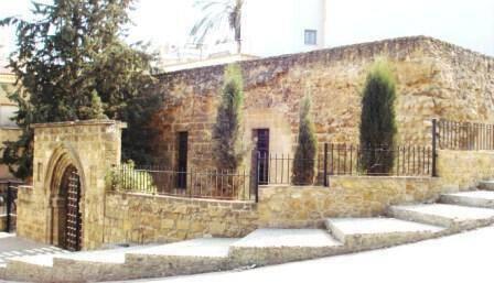 Κasteliotissa (Μargarita), (within the walls) Nicosia