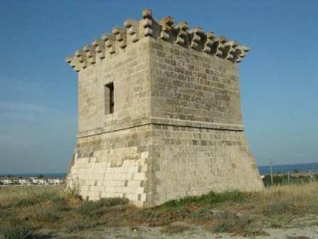 Tower of Regina, Pervolia Larnacas
