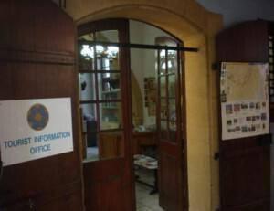 Tourist Information Office CTO, Laiki Yeitonia (within the walls) Nicosia (Old Town)
