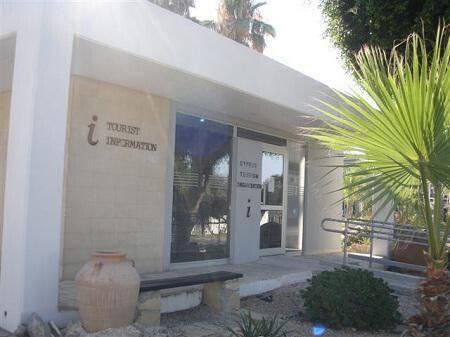 Tourist Information Office CTO, Posidonos 63A, Paphos