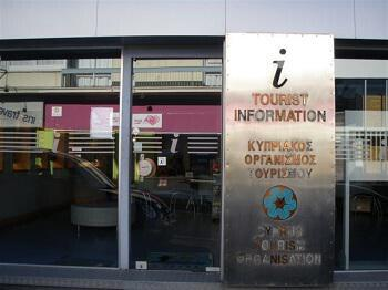 Tourist Information Office CTO, Agoras 8, Paphos