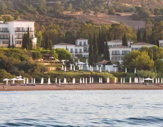 Anassa Hotel ***** @ Polis