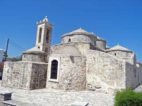 Church of Agia Paraskevi, Geroskipou