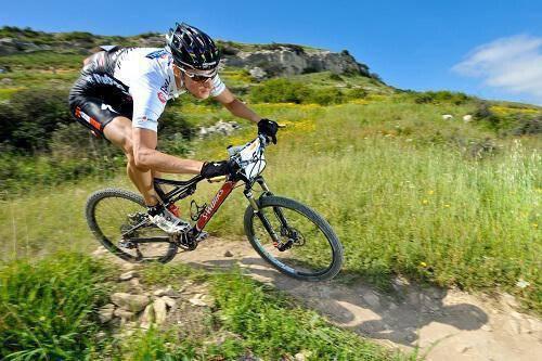 Psilo Dendro (Platres) – Karvounas Cycling Route