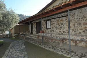 The old olive mill Kakopetria
