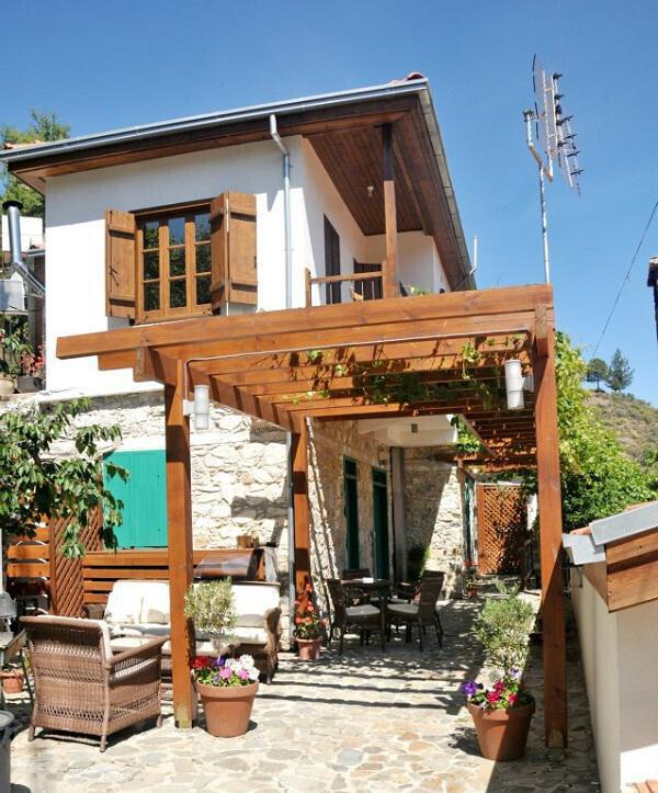 Anastou's Traditional House @ Kalopanagiotis
