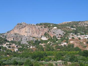 The Episkopi Rock, in the Paphos district
