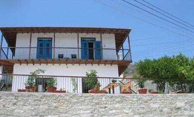 Andri's House Kalavasos Larnaka