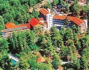 Forest Park Hotel **** @ Platres
