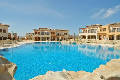 Aphrodite Hills Golf and Spa Resort Residences **** @ Kouklia