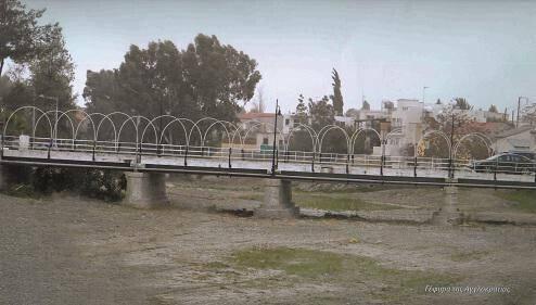 Bridge on the River Idalias in Dali