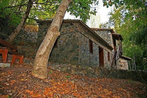 Kykkos Watermill in Kalopanayiotis