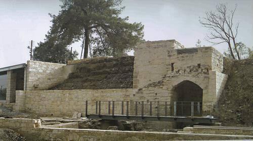 Watermill in Dali