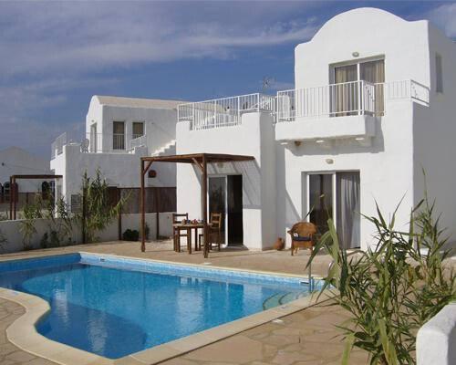 Thalassines Beach Villas @ Ayia Napa