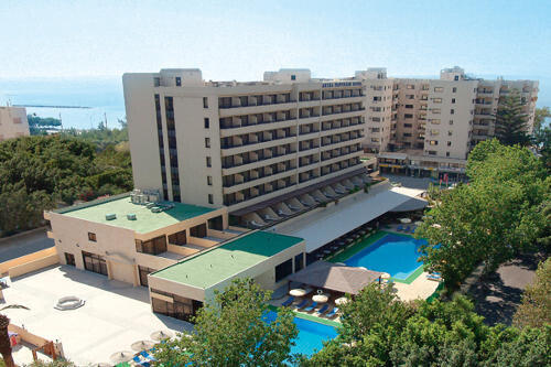 Kanika Pantheon Hotel *** @ Limassol