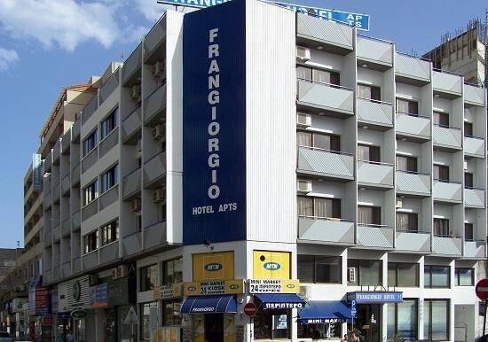 Frangiorgio Hotel Apartments @ Larnaca