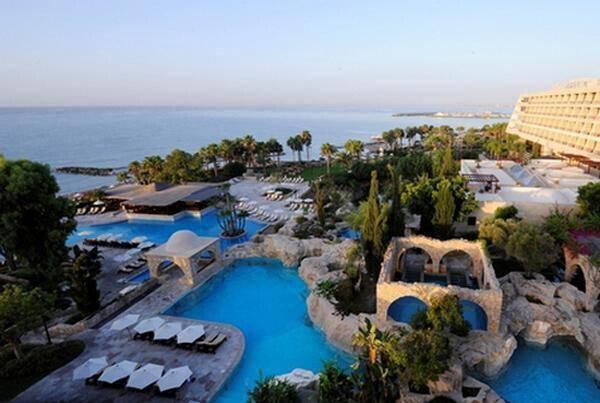 Le Meridien Limassol ***** @ Limassol