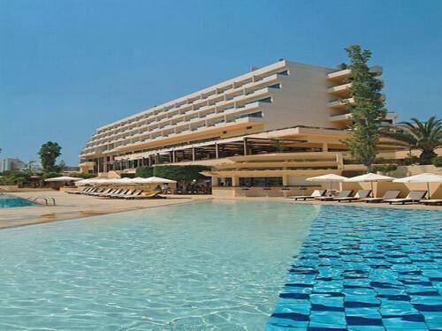 Elias Beach Hotel **** @ Limassol