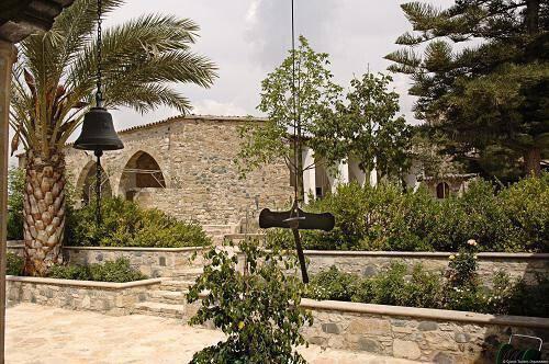 The Monastery of Saint Herakleidios